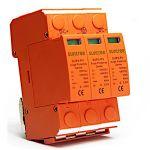 Descargador de sobretensiones CC Tipo II 1000Vcc SUP2-PV1000V