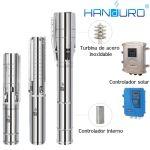 Bomba Sumergible Handuro HD-4SSC5-101-110-1100 - 4'
