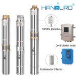 Bomba Sumergible Handuro HD-4SC6-84-110-1100 - 4'