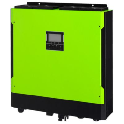 HGI-3K-48 On-Grid/Off-Grid (backup 48V, 3 modos) 1 MPPT - 3000W