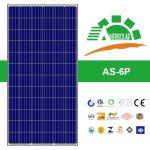 Panel Solar Fotovoltaico Amerisolar AS-6P-340W - 72c